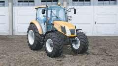 Nova Holland T4.115〡blue〡green〡orange para Farming Simulator 2015
