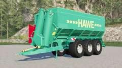 Configurações de pneus Hawe ULW 5000〡2 para Farming Simulator 2017
