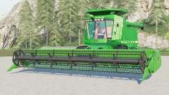 John Deere 9000〡100000000 capacidade para Farming Simulator 2017