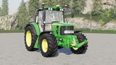 Seleção de poder 〡 John Deere 6030 Premium para Farming Simulator 2017