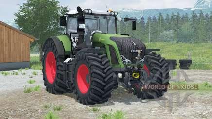 Fendt 924 Vario〡Part-time 4WD para Farming Simulator 2013