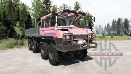 Bandido KRS-58 para MudRunner