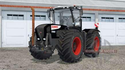 Claas Xerion 3800 Trac VC〡black para Farming Simulator 2015
