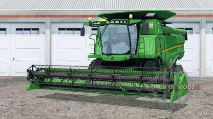 John Deere S660〡reco para Farming Simulator 2015