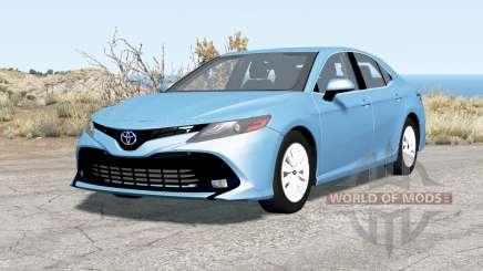 Toyota Camry (XV70) 2018 para BeamNG Drive
