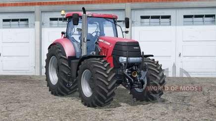 Case IH Puma 215 CVX para Farming Simulator 2015