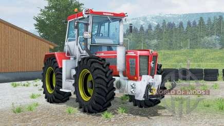 Eixos schluter Super-Trac 2500 VL〡steered para Farming Simulator 2013