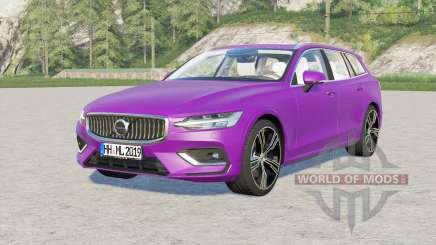 Volvo V60 T6 Inscription 2019 para Farming Simulator 2017