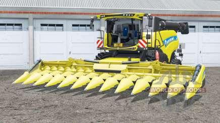 New Holland CR10.90〡com tubulação de descarga menor para Farming Simulator 2015