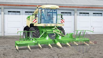 Krone Big X 500 para Farming Simulator 2015