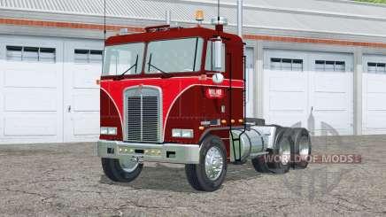 Kenworth K100 Milne para Farming Simulator 2015