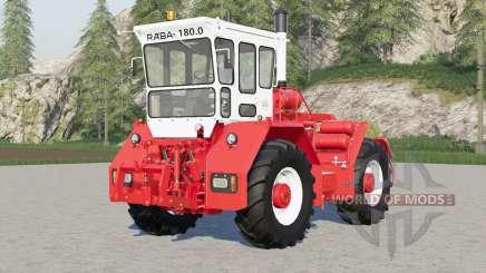 Raba 180.0〡SprayerTank para Farming Simulator 2017