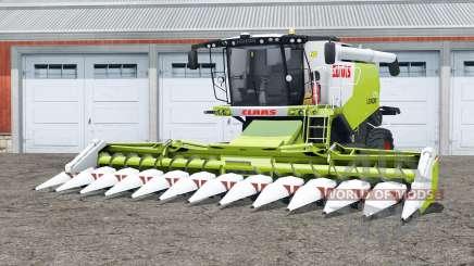 Claas Lexion 770 TT〡Conspeed〡Vario para Farming Simulator 2015