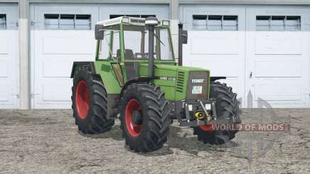 Fendt Favorit 615 LSA Turbomatik E〡IC para Farming Simulator 2015
