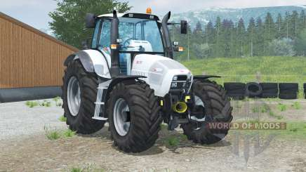 Hurlimann XL 130〡Part-time 4WD para Farming Simulator 2013