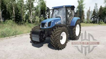 New Holland T6.175 para MudRunner