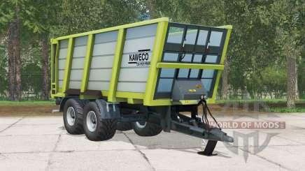 Opções de cor 〡 Kaweco Pullbox 8000H para Farming Simulator 2015