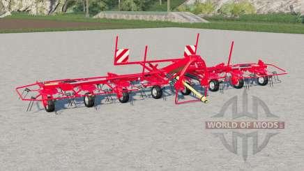 Kuhn GF 8712 with ground adaptation para Farming Simulator 2017