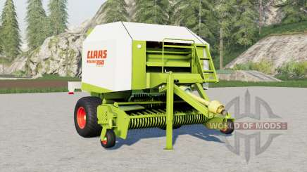 Claas Rollant 250 RotoCut〡slight wear and tear para Farming Simulator 2017
