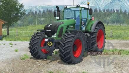 Fendt 933 Variø para Farming Simulator 2013