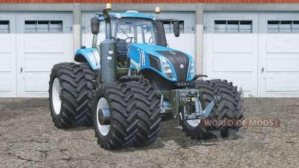 New Holland T8.435〡se para Farming Simulator 2015
