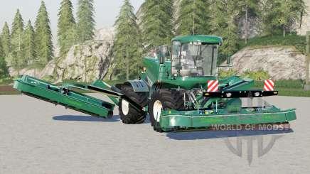 Krone BiG M 500〡brunswick verde para Farming Simulator 2017