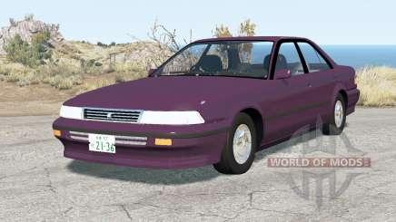 Toyota Corona sedan (T170) 1987 para BeamNG Drive