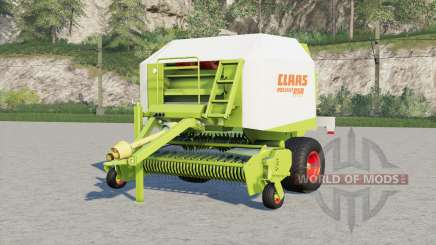 Claas Rollant 250 RotoCut〡rond baler para Farming Simulator 2017