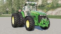 John Deere 8030 series para Farming Simulator 2017