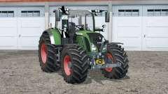 Pneus Fendt 724 Vario〡Michelina para Farming Simulator 2015