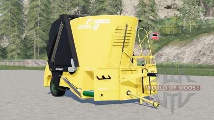 Trioliet Triomix S1 1200〡multicolor para Farming Simulator 2017
