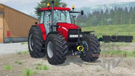 Caso IH MXM180 Maxxum〡digital velocímetro para Farming Simulator 2013
