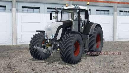 Fendt 933 Vario Black Beauty para Farming Simulator 2015