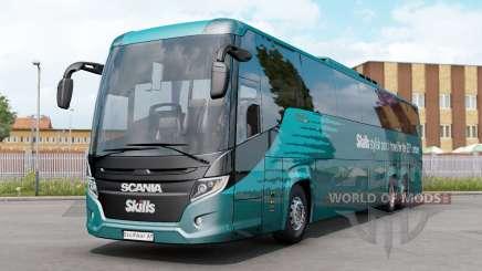 Scania K410 Touring HD v1.1 para Euro Truck Simulator 2