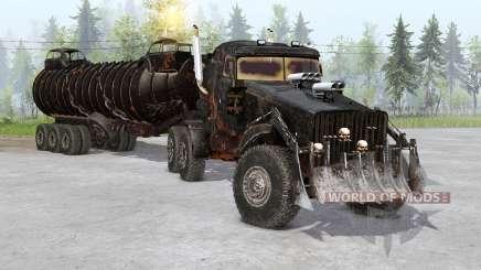 The War Rig para Spin Tires