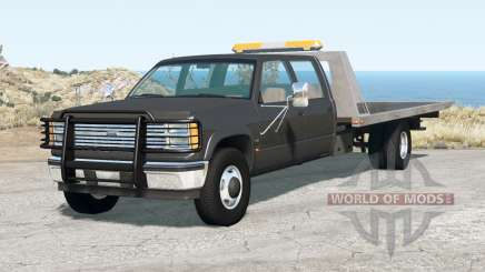 Gavril D-Series Crew Cab Rollback Upfit v1.03 para BeamNG Drive