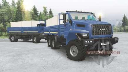 Ural Next (4320-6951-70) para Spin Tires