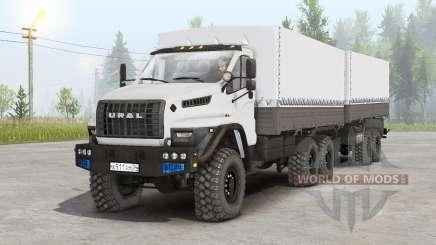Ural Next 6x6.1 (4320-6952-72E5G38) para Spin Tires