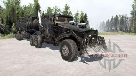 The War Rig para MudRunner