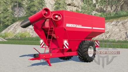 Horsch Titan 34 UW〡com capacidade de 34000 para Farming Simulator 2017