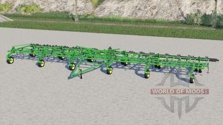 John Deere 2410〡chisel arado para Farming Simulator 2017