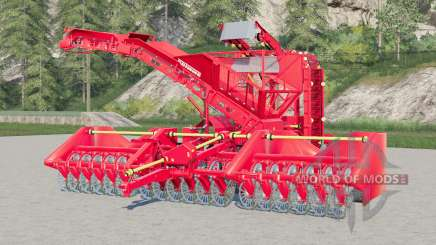 Grimme Rootster 604〡18 para Farming Simulator 2017