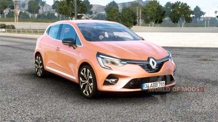 Renault Clio V 2019 para American Truck Simulator