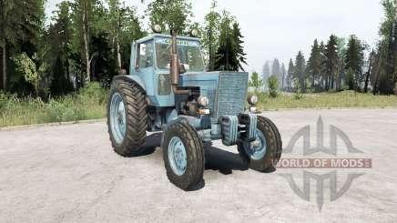 MTH 80 (82) Bielorrússia para MudRunner