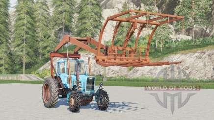 Mth 80 Bielorrússia SNU 550 para Farming Simulator 2017