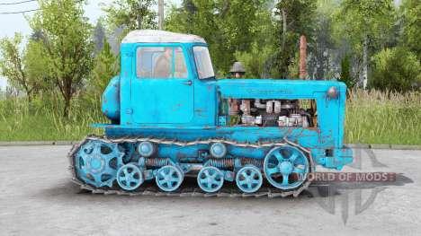 DT 75M Cazaquistão para Spin Tires