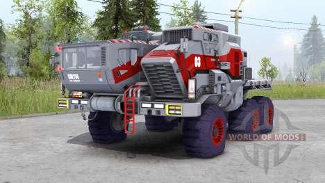 CN114 para Spin Tires