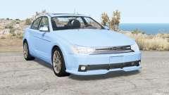 Ford Focus sedan (NA2) 2008 v2.1 para BeamNG Drive