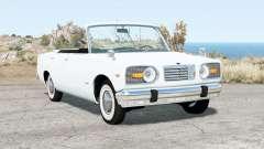 Ibishu Miramar cabriolet v1.4 para BeamNG Drive