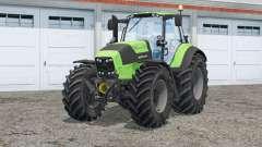 Deutz-Fahr 7250 TTV Agrotron〡nova física para Farming Simulator 2015